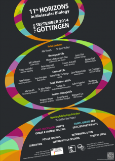 11th Horizons in Molecular Biology Meeting Goettin