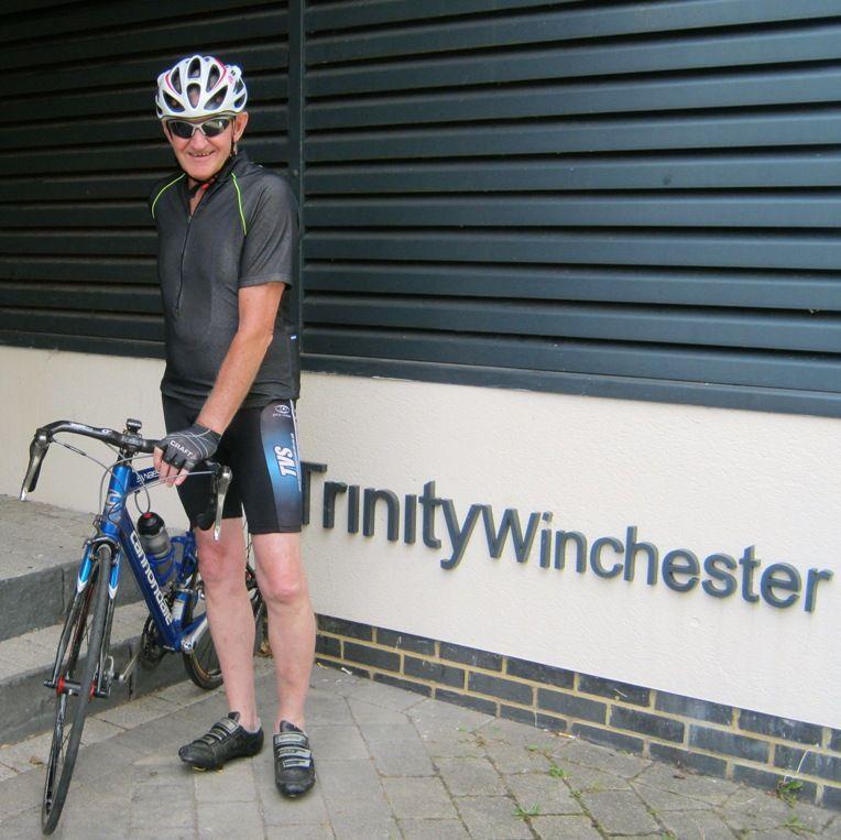 Trinity Winchester - Gerry O'Keefe London 2 Paris