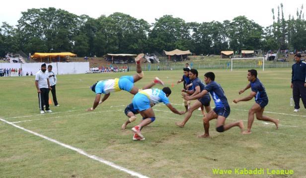Wave Kabaddi League