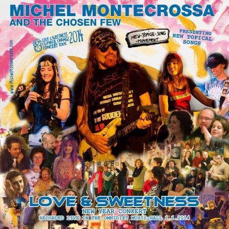Michel Montecrossa's Love & Sweetness New Year Concert 2014