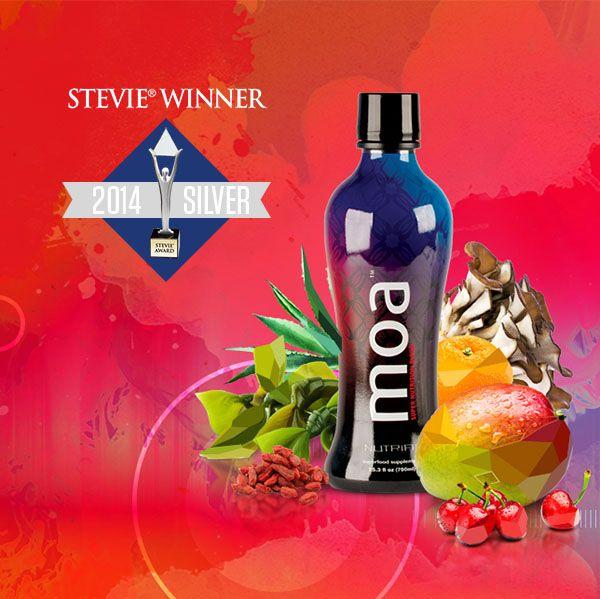 Moa Stevie Award