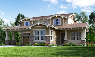 Lennar's Cornerstone Home