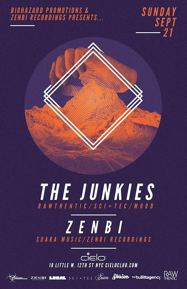 The Junkies and Zenbi