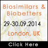 Biosimilars and Biobetters 2014