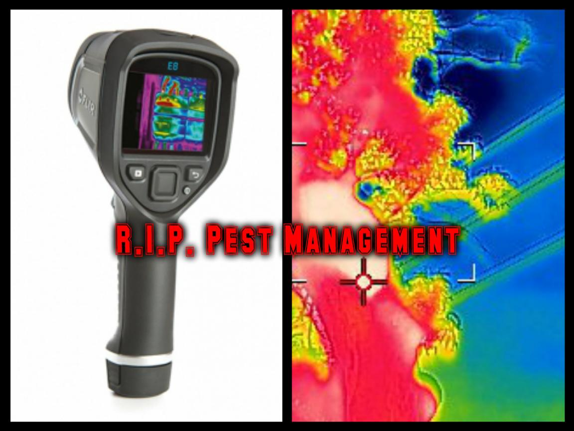 Thermal Imaging Camera - R.I.P. Pest Management