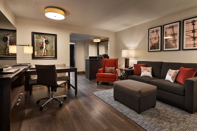 Embassy Suites Chevy Chase