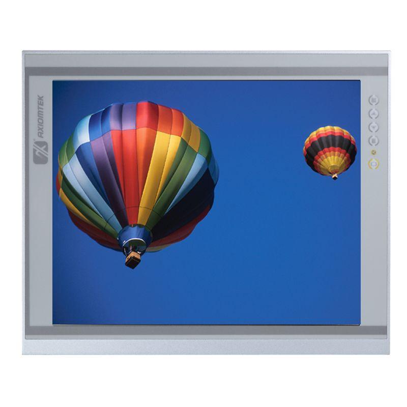 "Axiomtek 17"" TFT Industrial LCD Monitor-P6171"