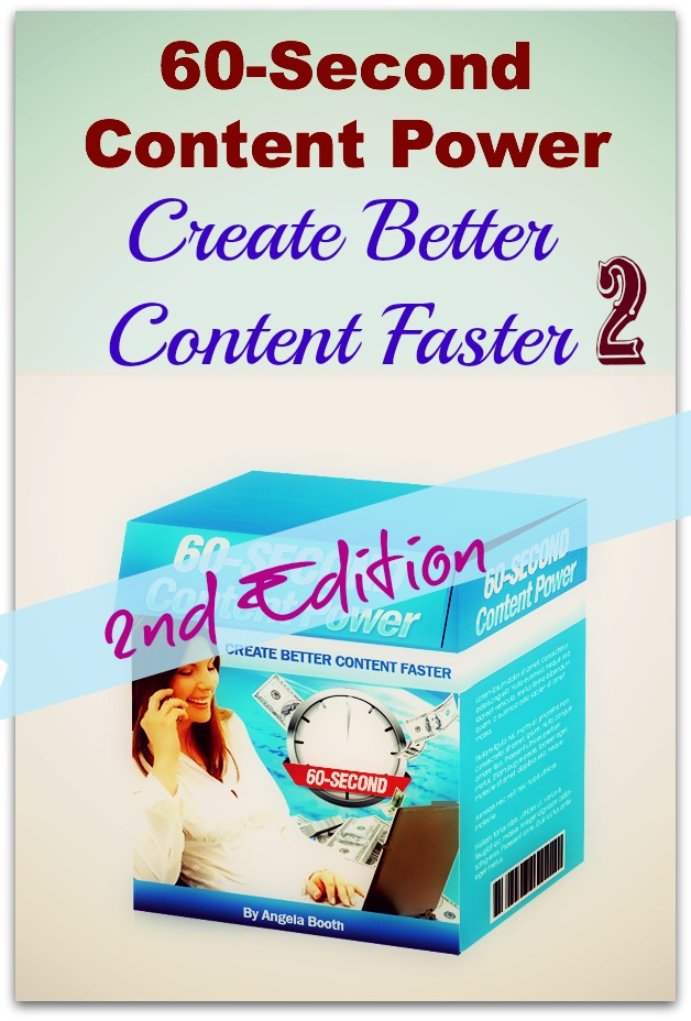 60-Second Content Power: Create Better Content Faster