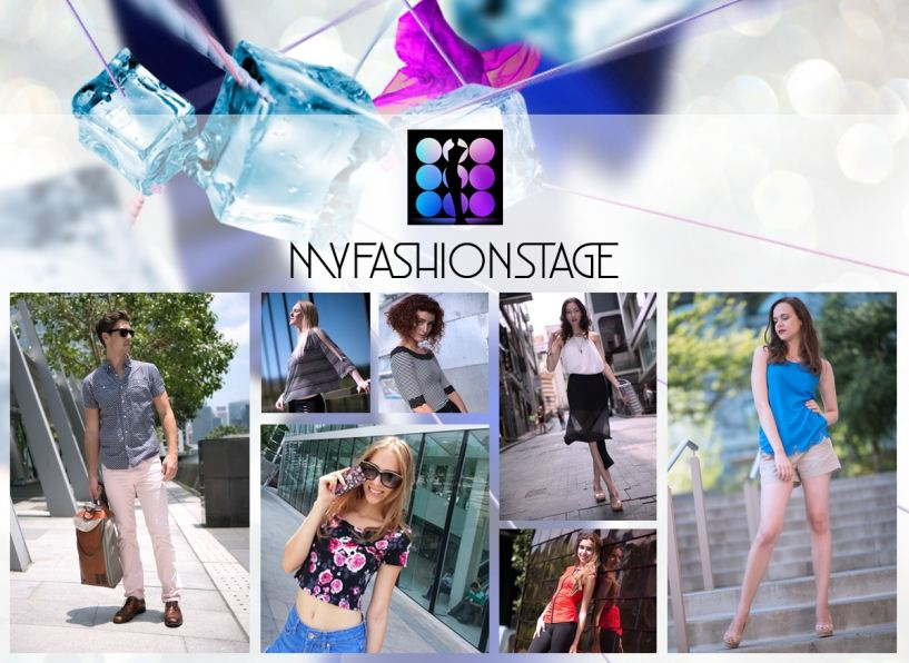 MyFashionStage.com a revolutionary fashion community - Share your style