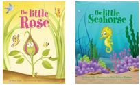 The Little Rose & The Little Seahorse