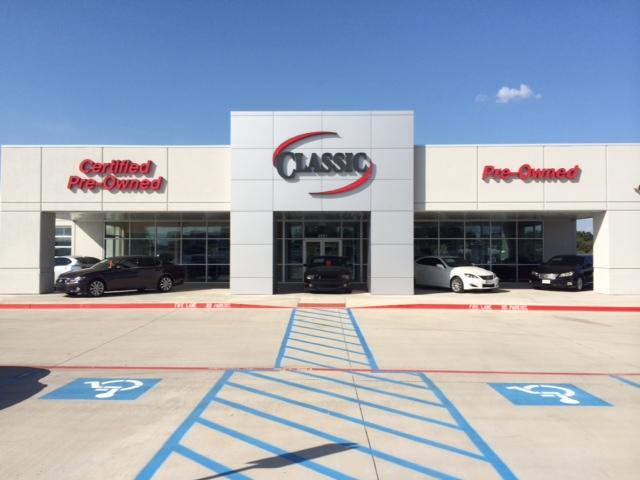 Classic of Denton (TX) opens massive preowned facility