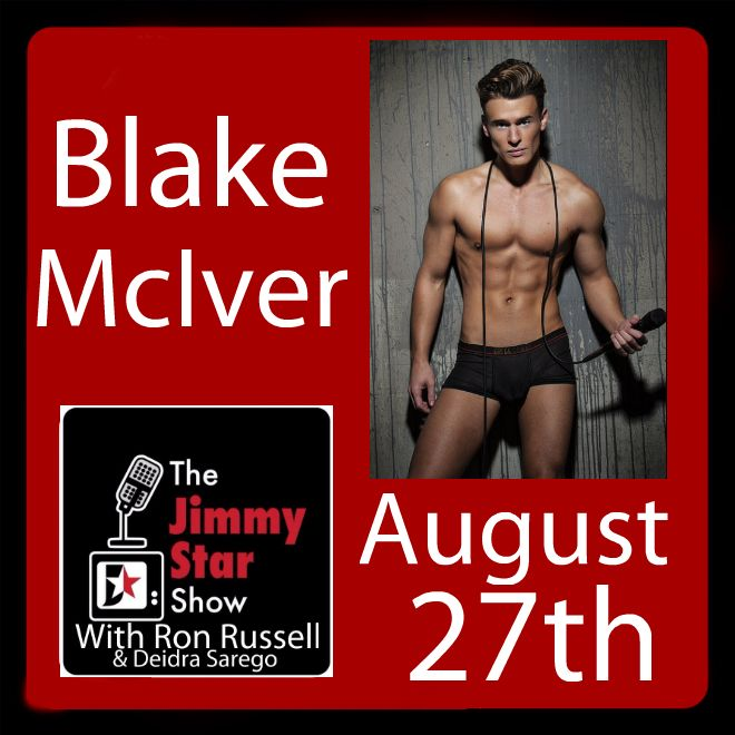 Blake McIver on The Jimmy Star Show