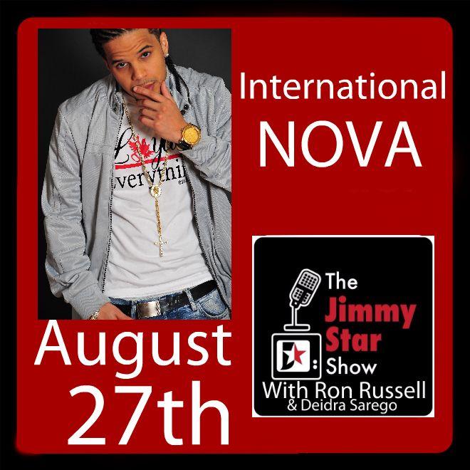 International Nova on The Jimmy Star Show
