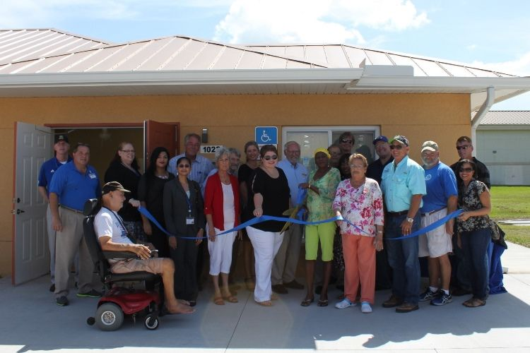 Sweetwater Place Apartments Ribbon Cutting