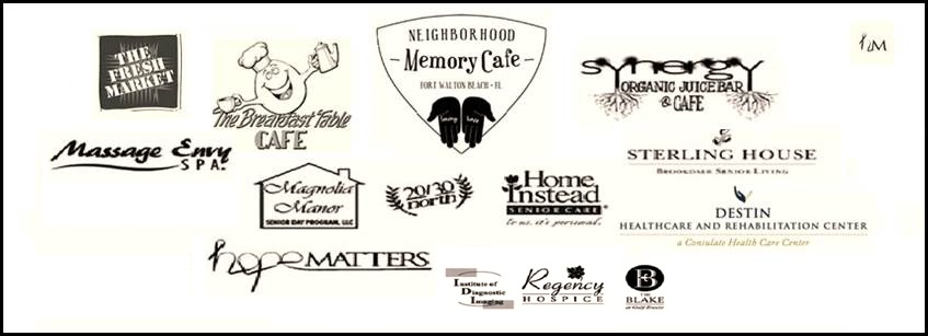 Our Neighborhood Memory Cafe Sponsors
