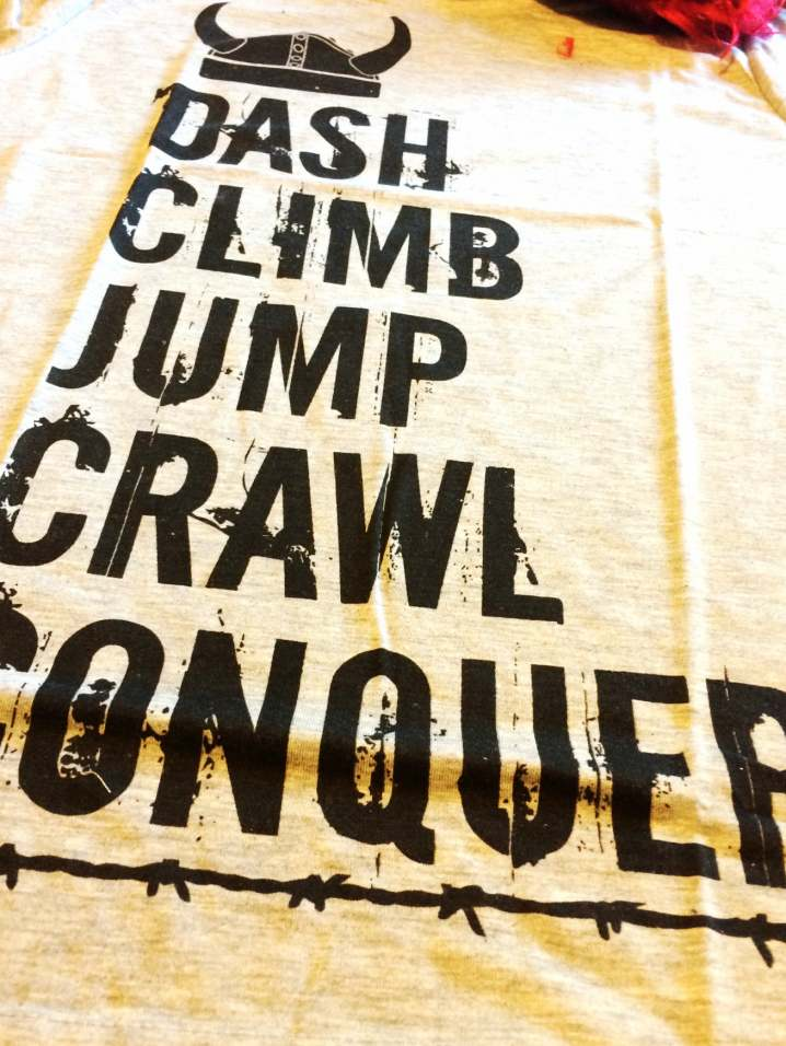 Warrior Dash Shirts