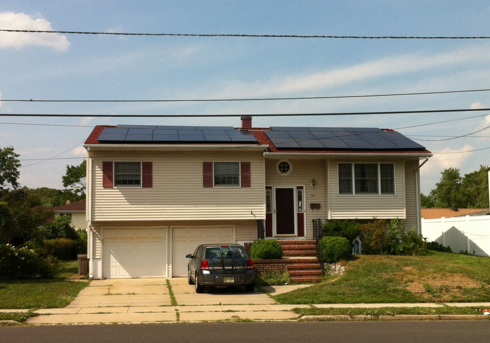 More roof-mounted solar PV installed by Exact Solar