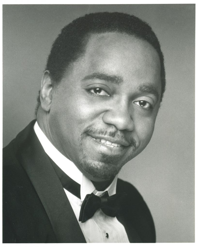 Baritone Richard Hobson