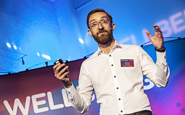 Glenn Elliott on Wellbeing 2015