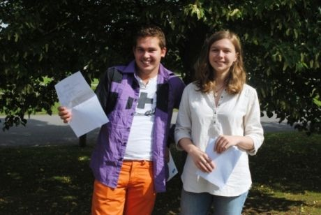 Bedales A Level Success