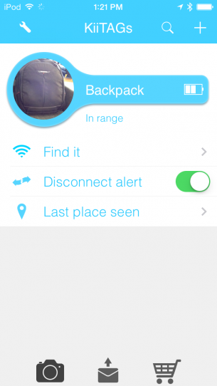 KiiTAG_Screenshot