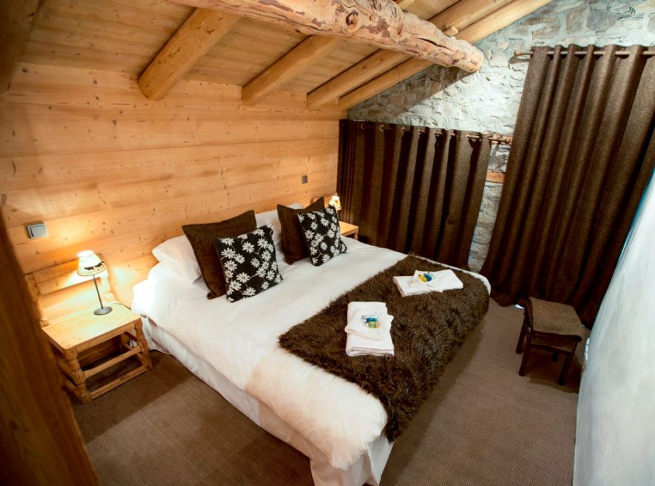 Petit ferme Bedroom