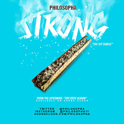 Strong - Cover