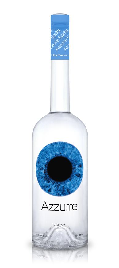 Award Winning Azzurre Vodka