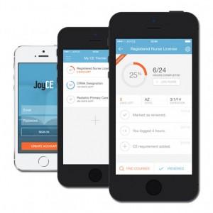 The JoyCE App