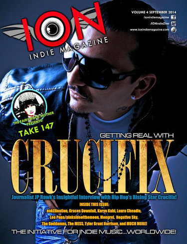 ION Indie Magazine September 2014