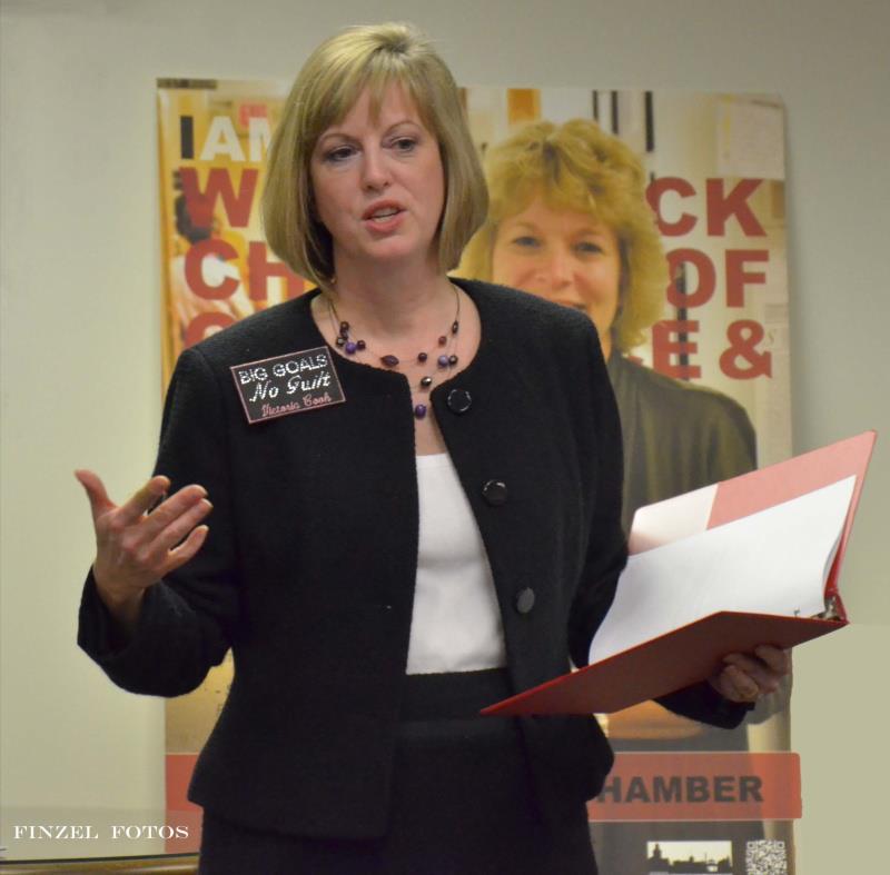 Author, Speaker & Coach - Victoria Cook