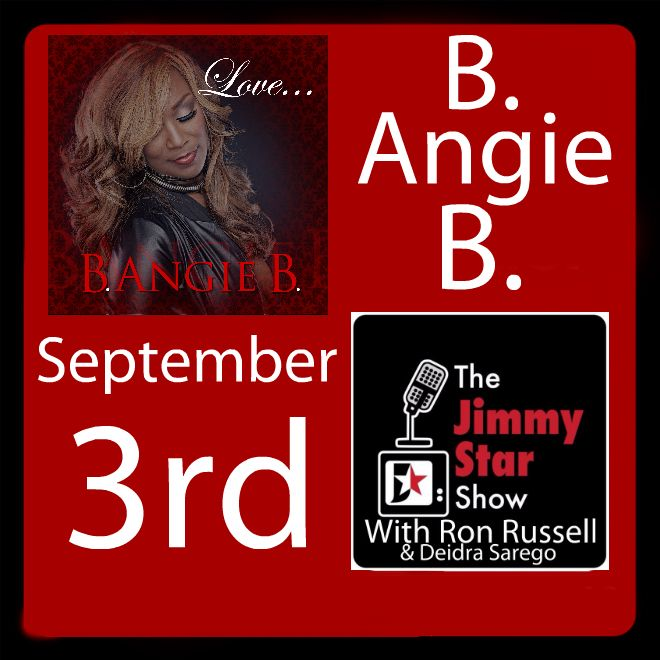B Angie B on The Jimmy Star Show