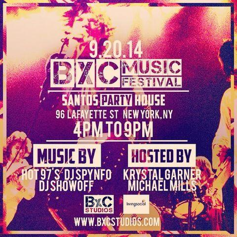 BxC Music Festival 9.20.14