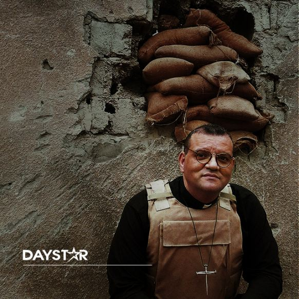 Canon Andrew White in Iraq