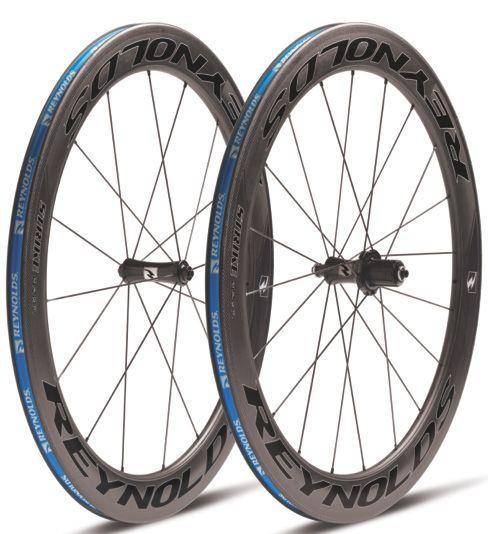 Reynolds Tubeless Wheels