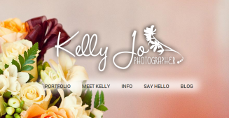 Kelly's New Website