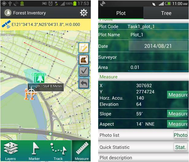 20140825 Forest Inventory App