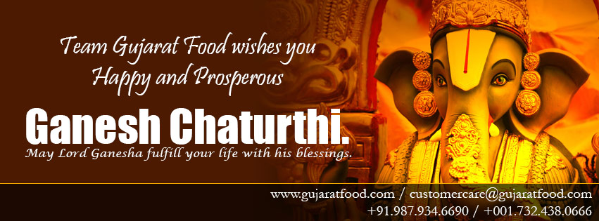 Ganesh Chaturthi - GujaratFood.com