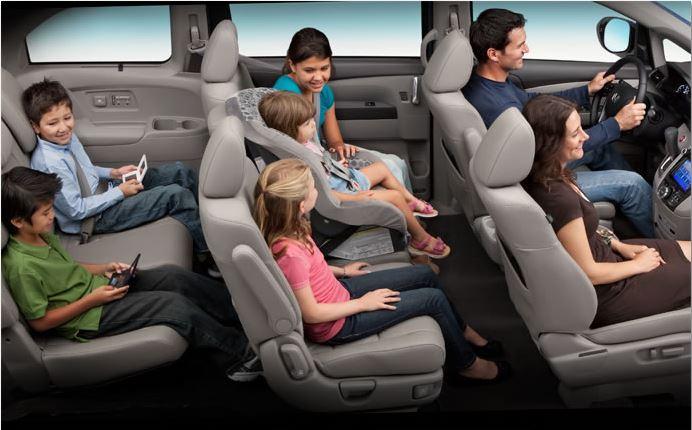 2015 Honda Odyssey Interior 1 v2