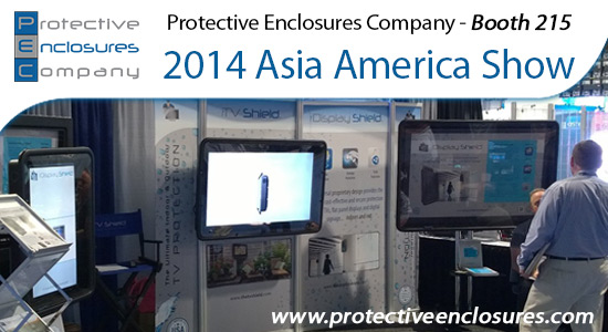 PEC Attending Asia America Wholesale Show, 2014 in Miami