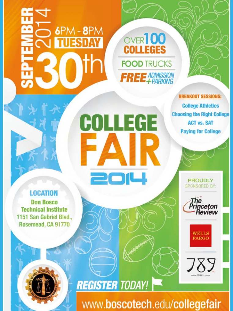 College Fair Flyer 2014 JPEG