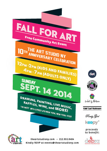 Fall For Art - Sept. 14