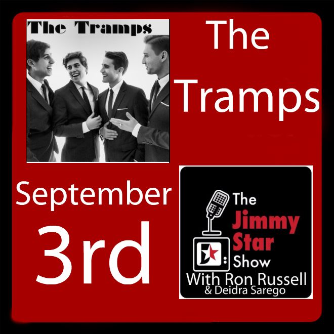 The Tramps on The Jimmy Star Show