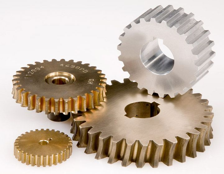 Ground gears - MECA & Technology Machine, Inc.