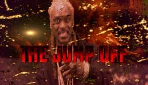 "Cover photo: single ""The Jump Off"""