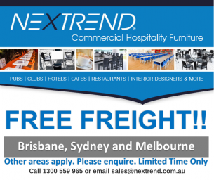 Nextrend Free Freight Offer