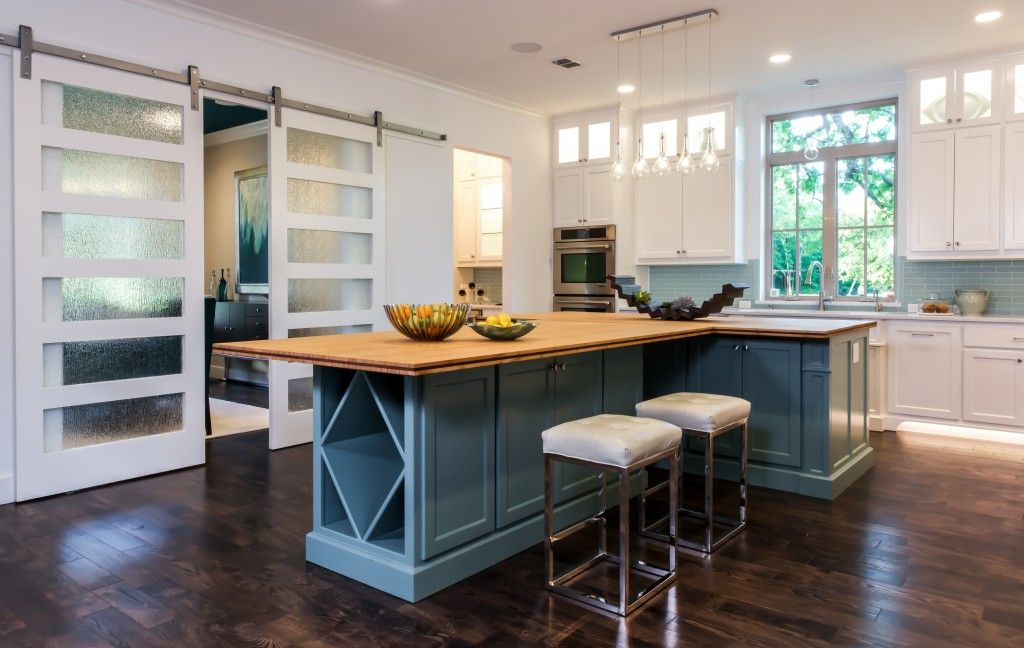 Contemporary Kitchen by Barbara Gilbert Interiors