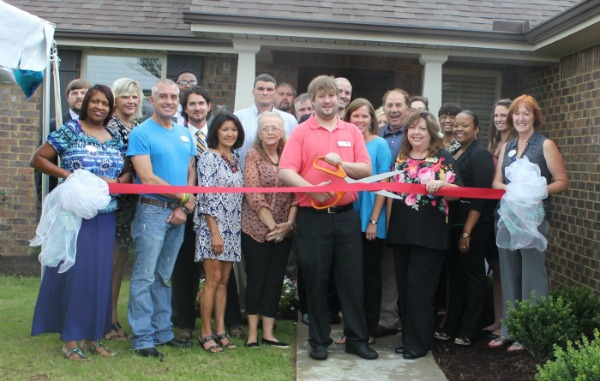 Ribbon Cutting at Rasco Farms