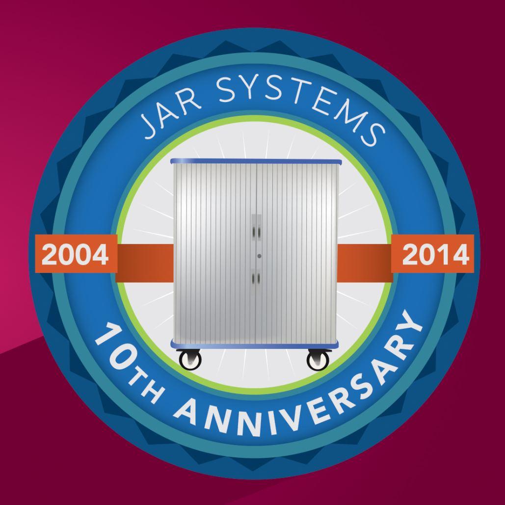 JAR Systems 10 yr. Anniversary