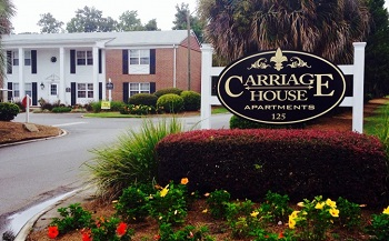 Carriage House Apartment Front View